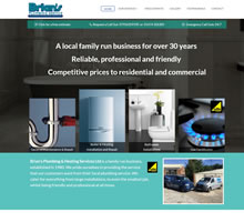 Brians Plumbing & Heating