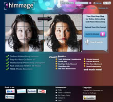 Shimmage Photo Editing